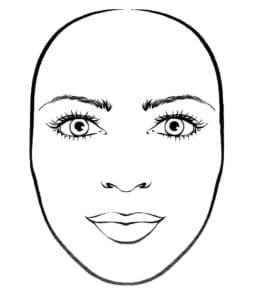 делать макияж распечатать