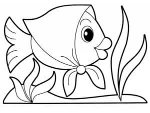 Рыбка в платке