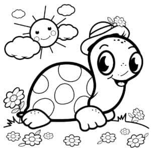 черепаха в панаме