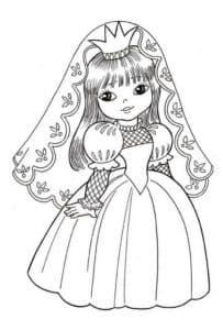 свадьба у принцессы