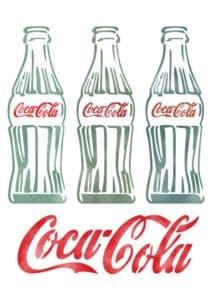 Кока кола бутылки