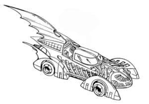 автомобиль супер героя
