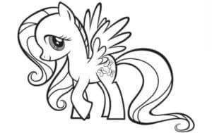 лошадка с крыльями