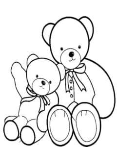 Большой и маленький медведи