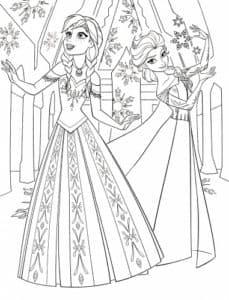 две принцессы