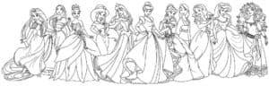 принцессы диснея бесплатно
