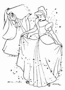 Золушка и фея