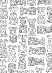 платья антистресс
