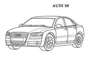 Ауди С8