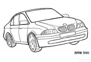 БМВ 540