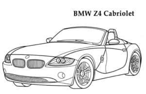 БМВ З4 кабриолет