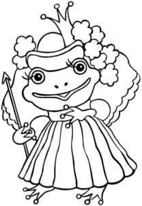 царевна лягушка со стрелой