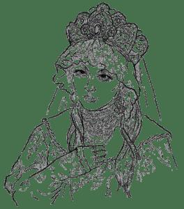царевна в короне