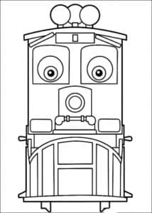 Пайпер (Piper) — самый юный паровозик в Чаггингтоне.