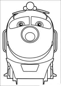 Коко (Koko) — паровозик-стажер, будущий скоростной электровоз.