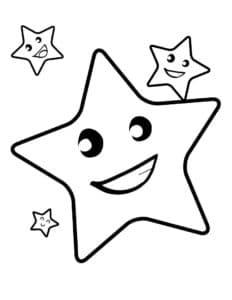 живая звезда
