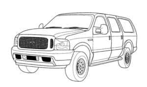 Форд внедорожник