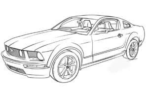 Форд купе