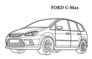 Форд С Макс
