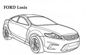 Форд лосис