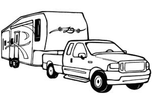 прицеп фургон