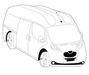 картинка фургон