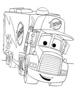 Веселый грузовик