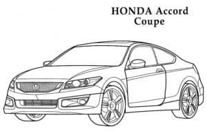 Конда аккорд купе