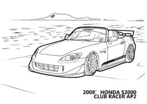 Хонда С2000