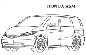 Хонда АСМ