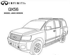 Инфинити QX56