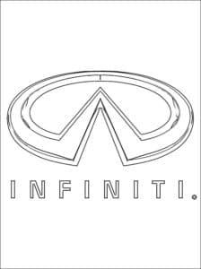 Инфинити логотип