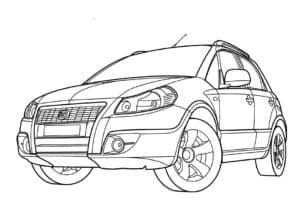 Машина КИА