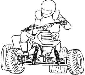 квадроцикл спортивный