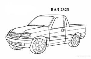 ВАЗ 2323