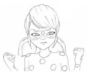 Маринет злится