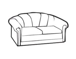 диван мягкий