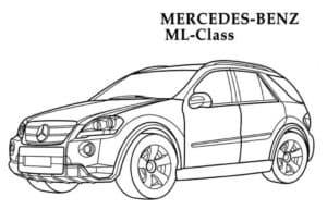 Мерседес бенц ML-Class