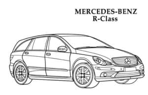 Мерседес Бенц R-Class