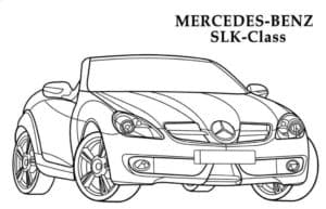 Мерседес SLK-Class
