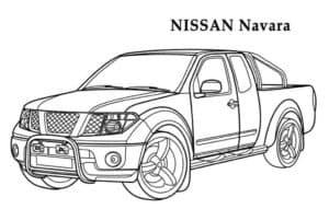 Ниссан Навара