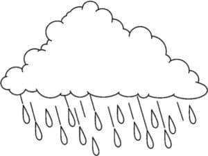 Облако и ливень