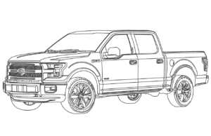 Форд пикап