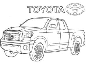 Тойота пикап