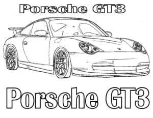 Порше GT3