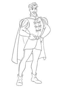принц мультяшный