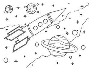 Ракета и венера