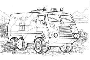 Военная скорая помощь