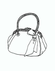 сумочка женская на плечо