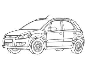 Машина Сузуки